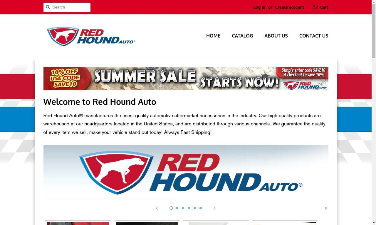Redhoundauto.com 1