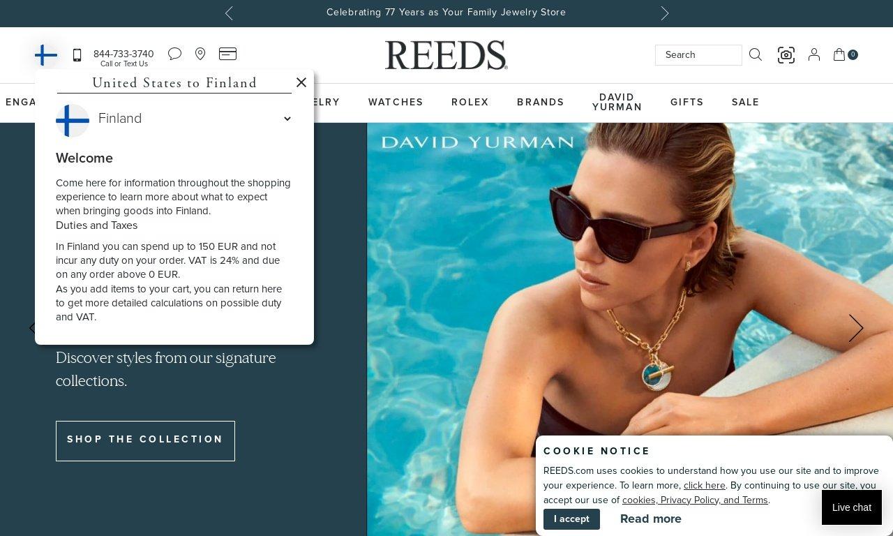 Reeds.com 1