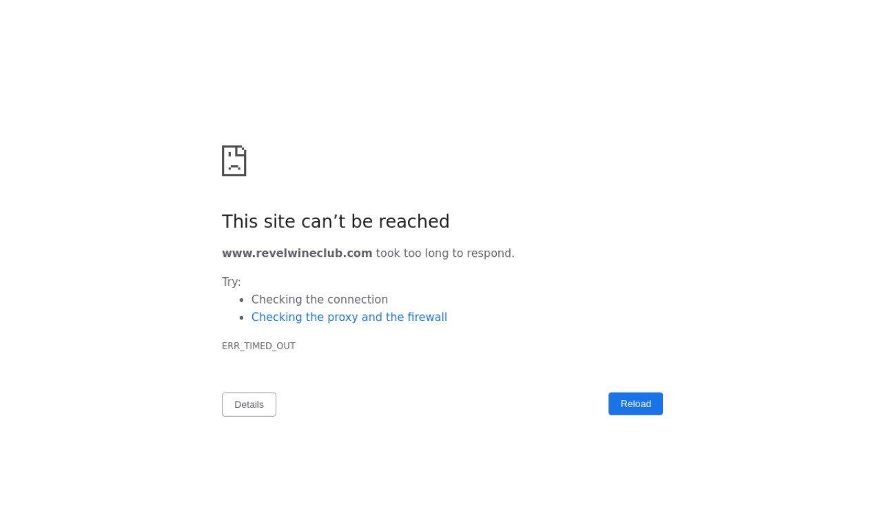 Revel wine club.com 1