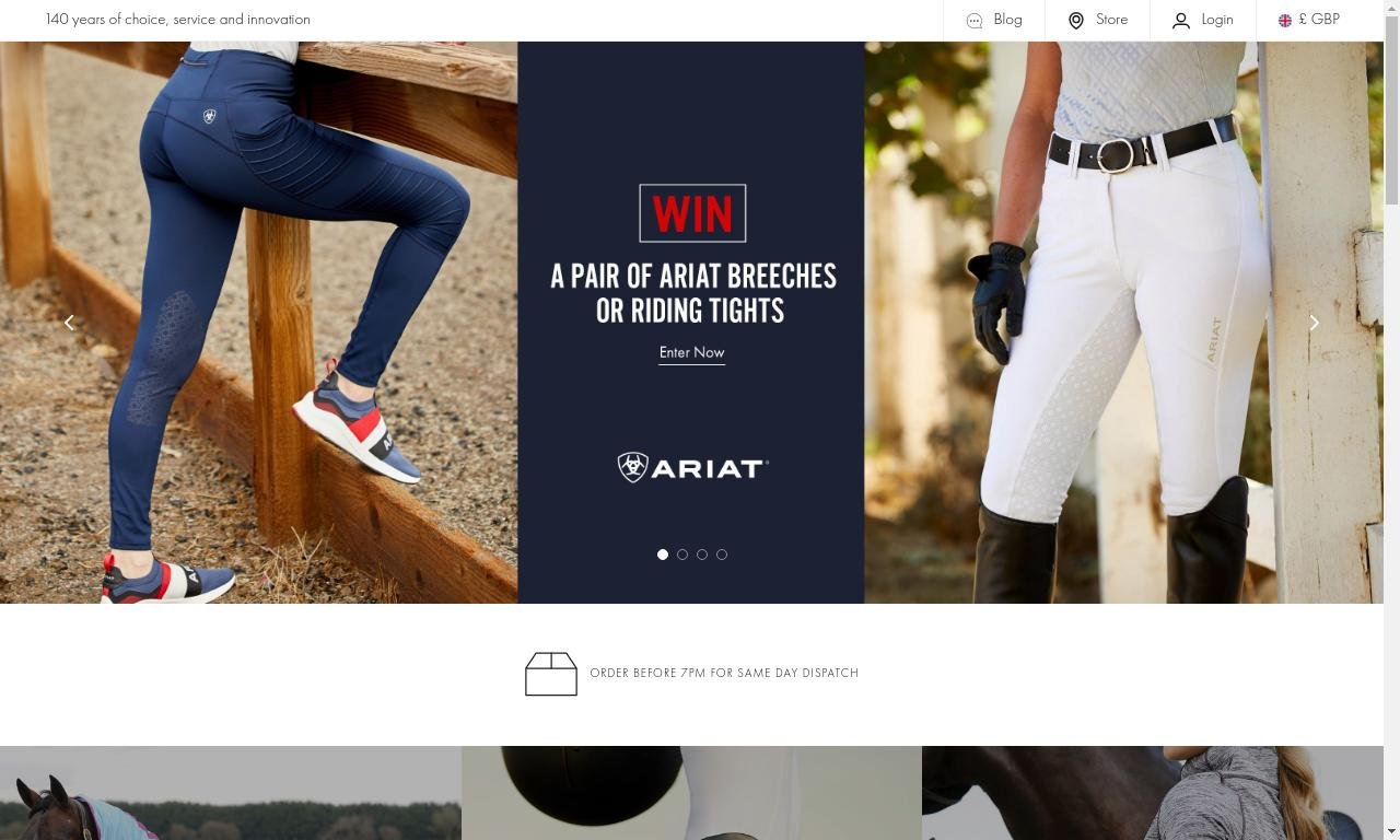 Robinsons equestrian.com 1
