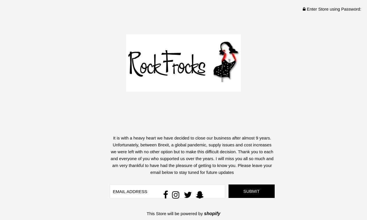 RockFrocks.com 1