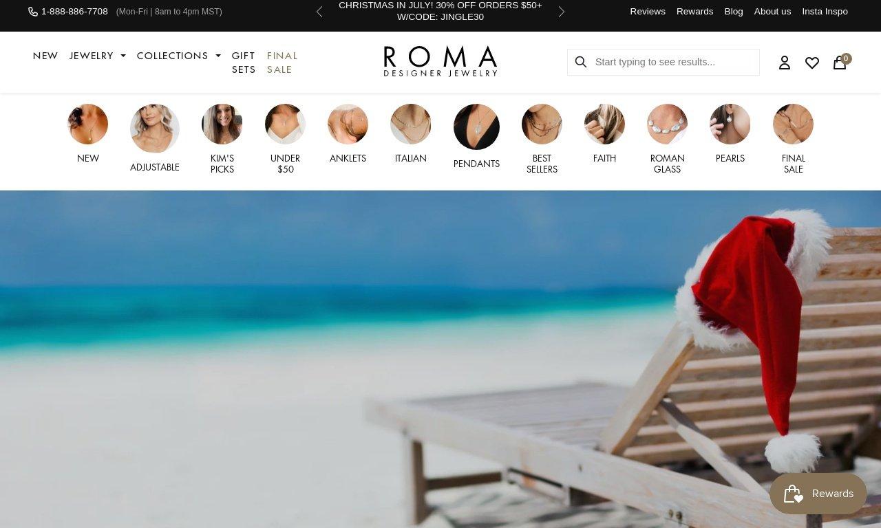 Romadesignerjewelry.com 1