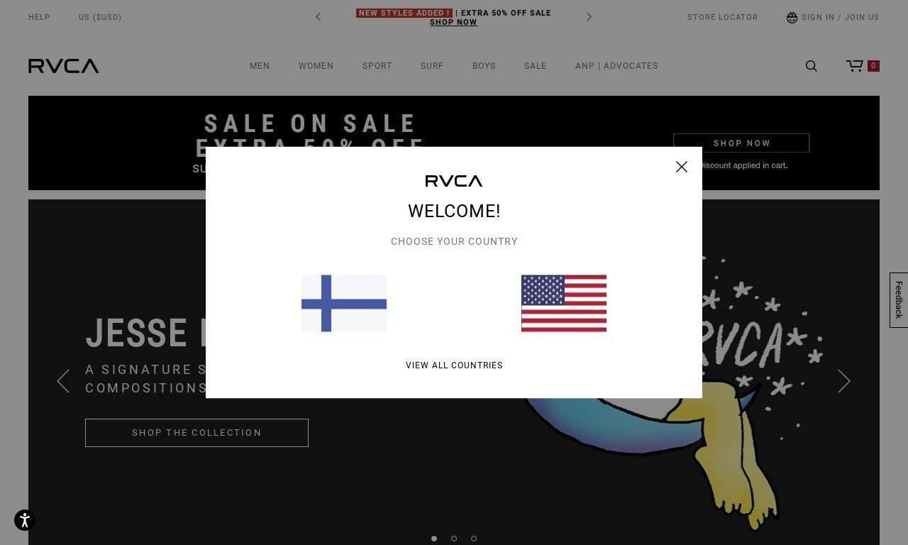 Rvca.com 1