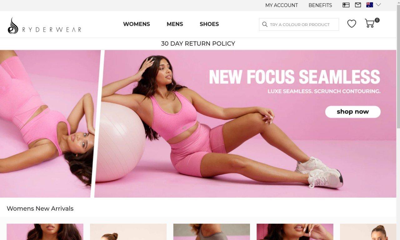 Ryderwear.com.au 1