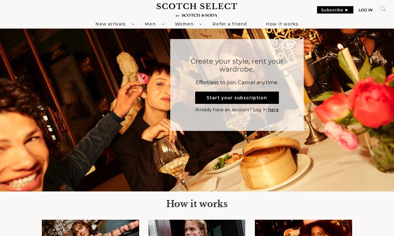 Scotchselect.com 1