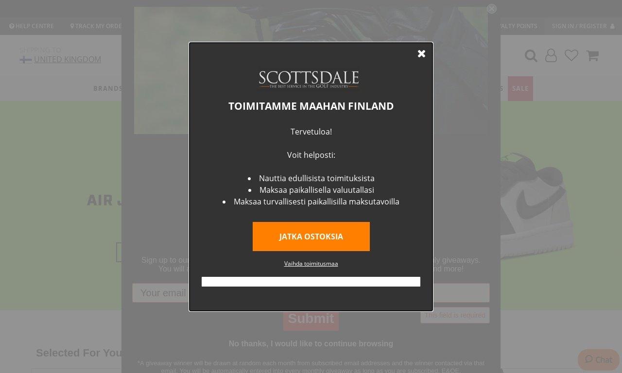 ScottsdaleGolf.co.uk 1