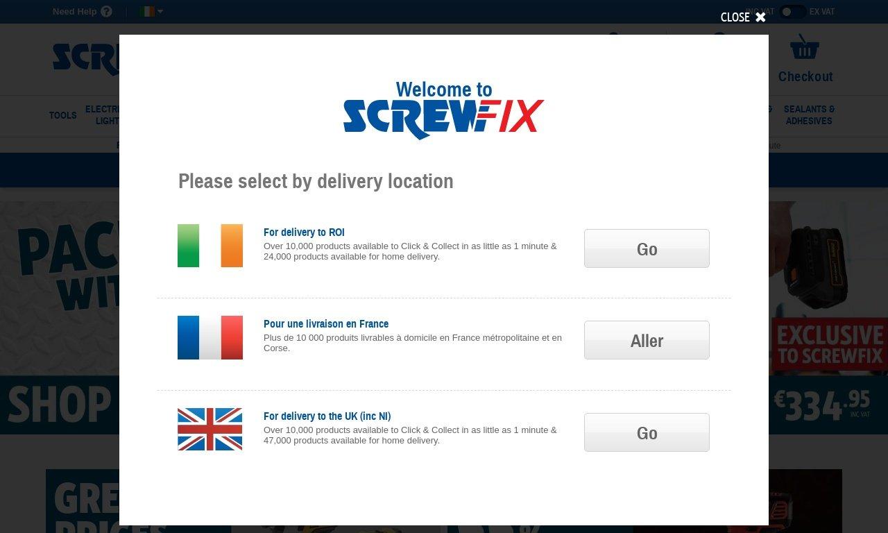 Screwfix.com - UK 1