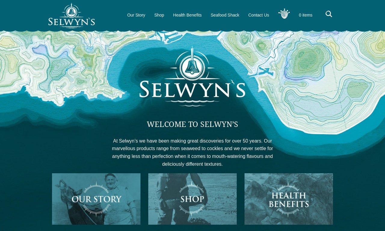 Selwynsseaweed.com 1
