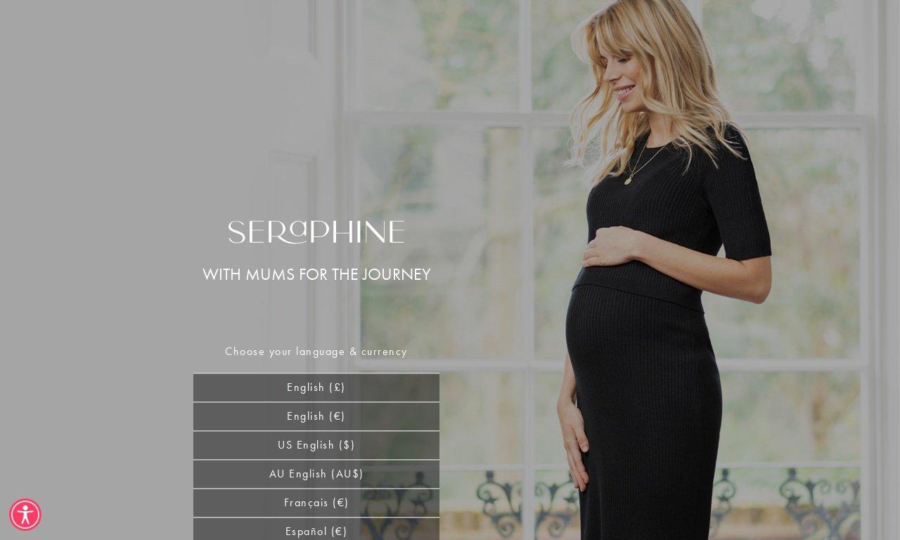 Seraphine.com 1