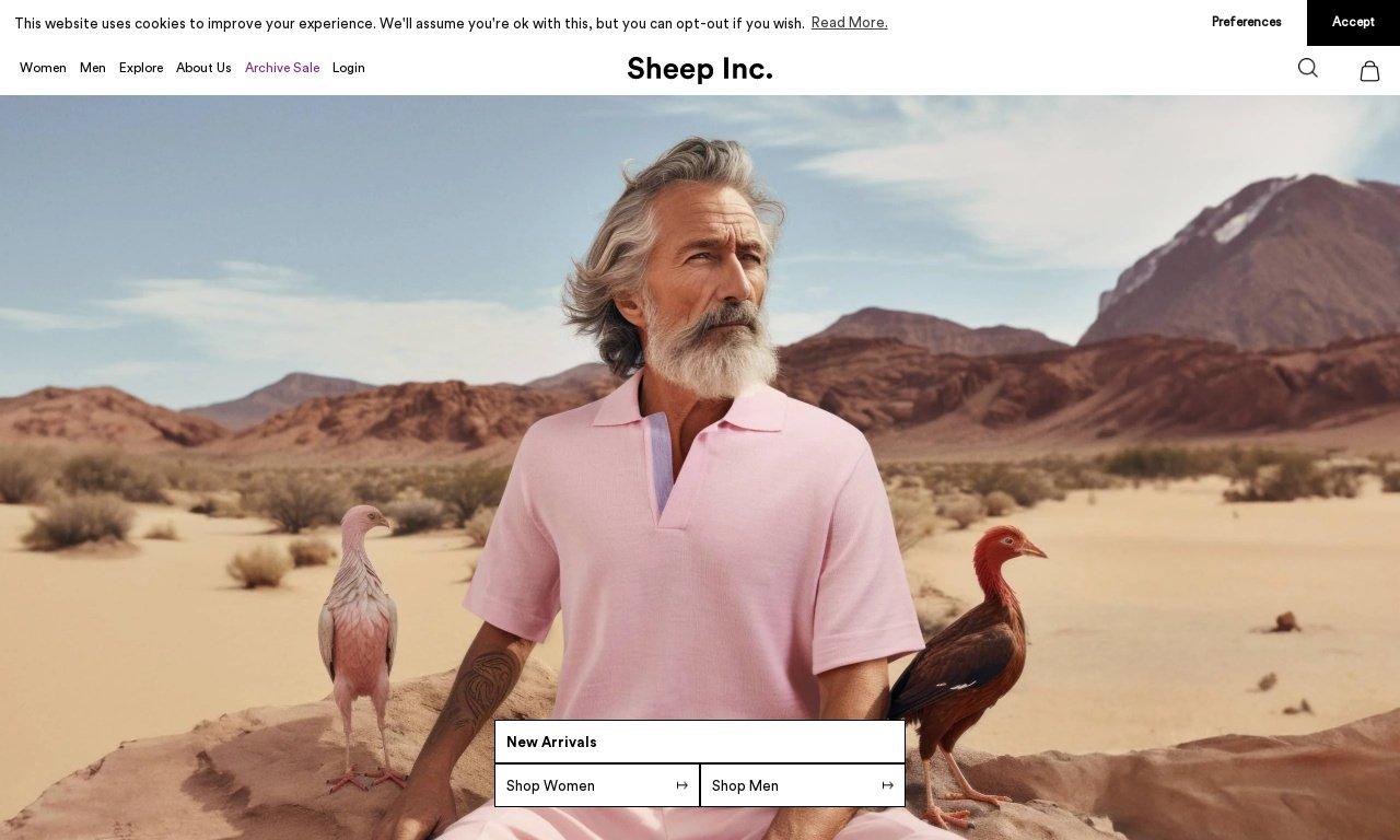 Sheepinc.com 1