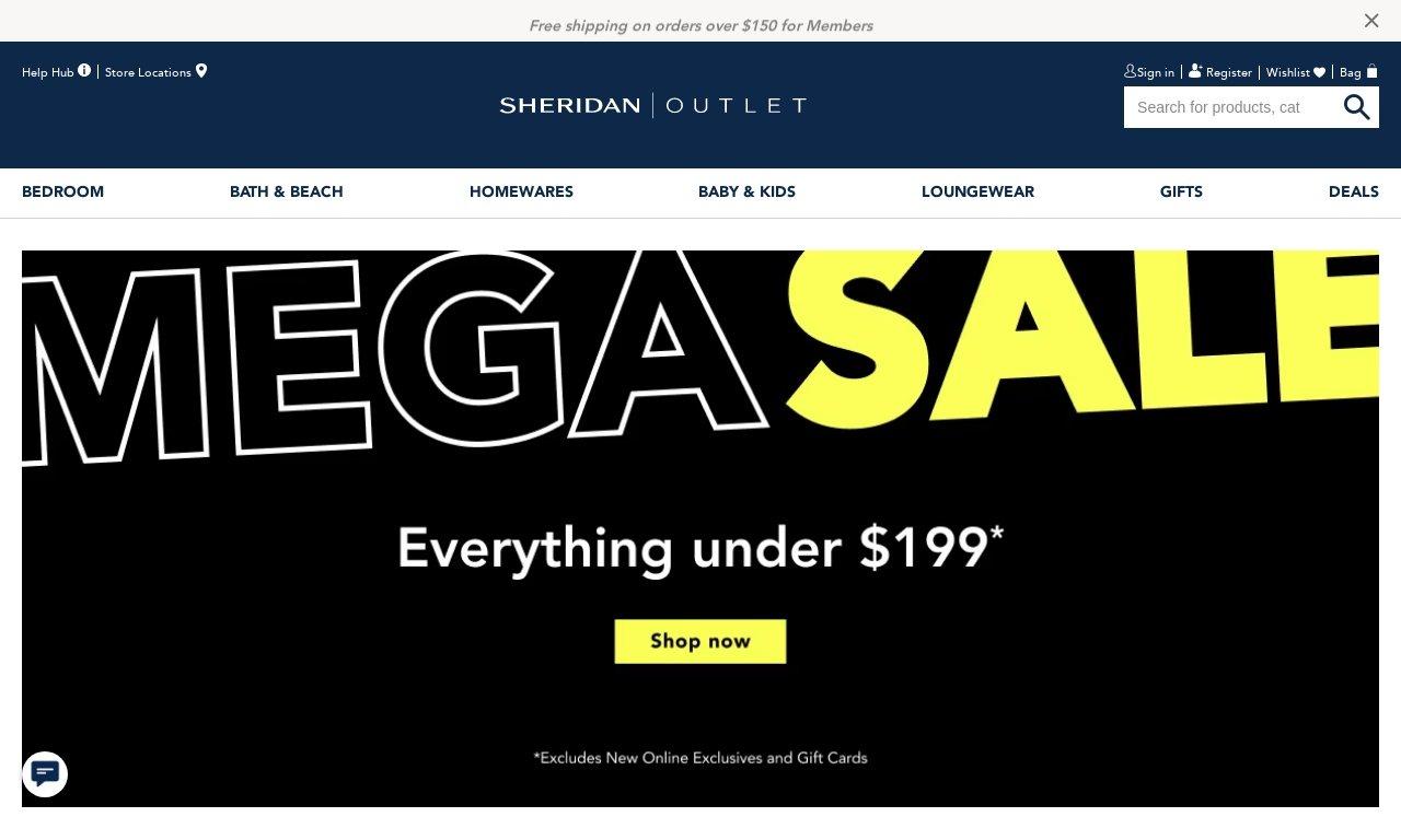 Sheridanoutlet.com.au 1