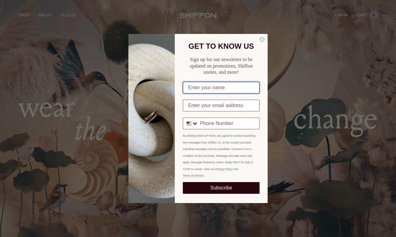 Shiffonco.com 1