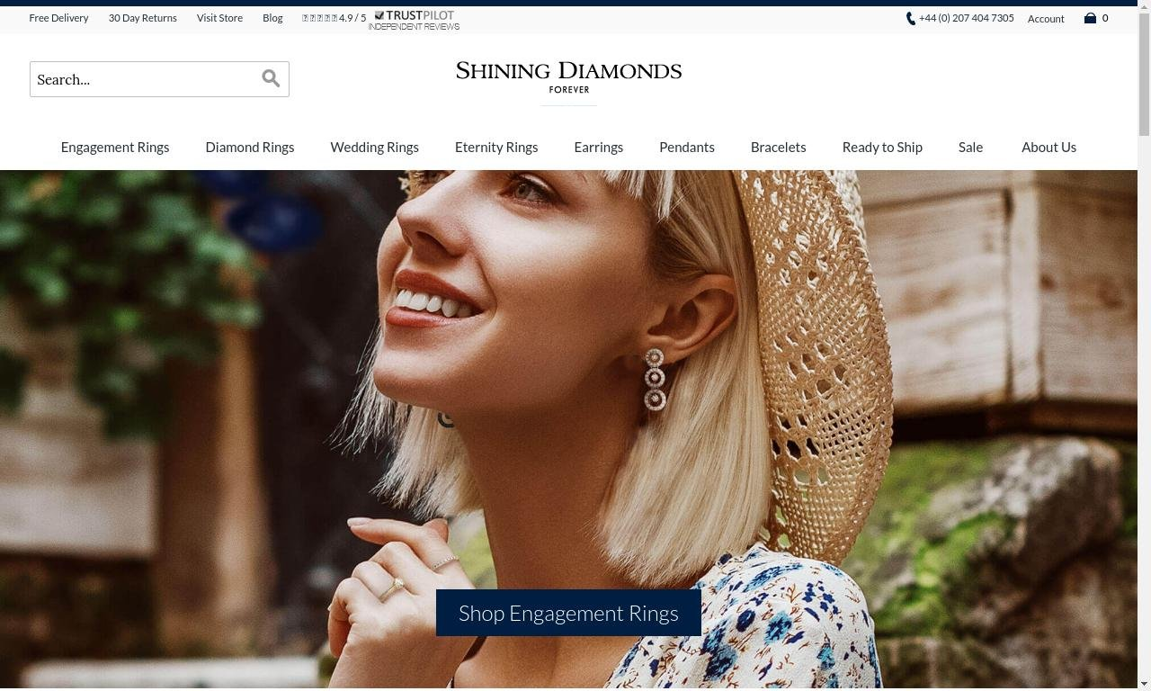 Shiningdiamonds.co.uk 1