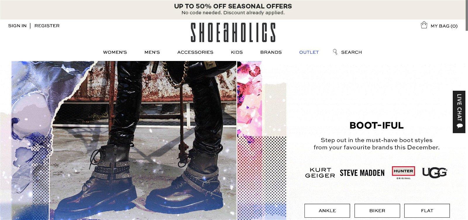 Shoeaholics.com 1