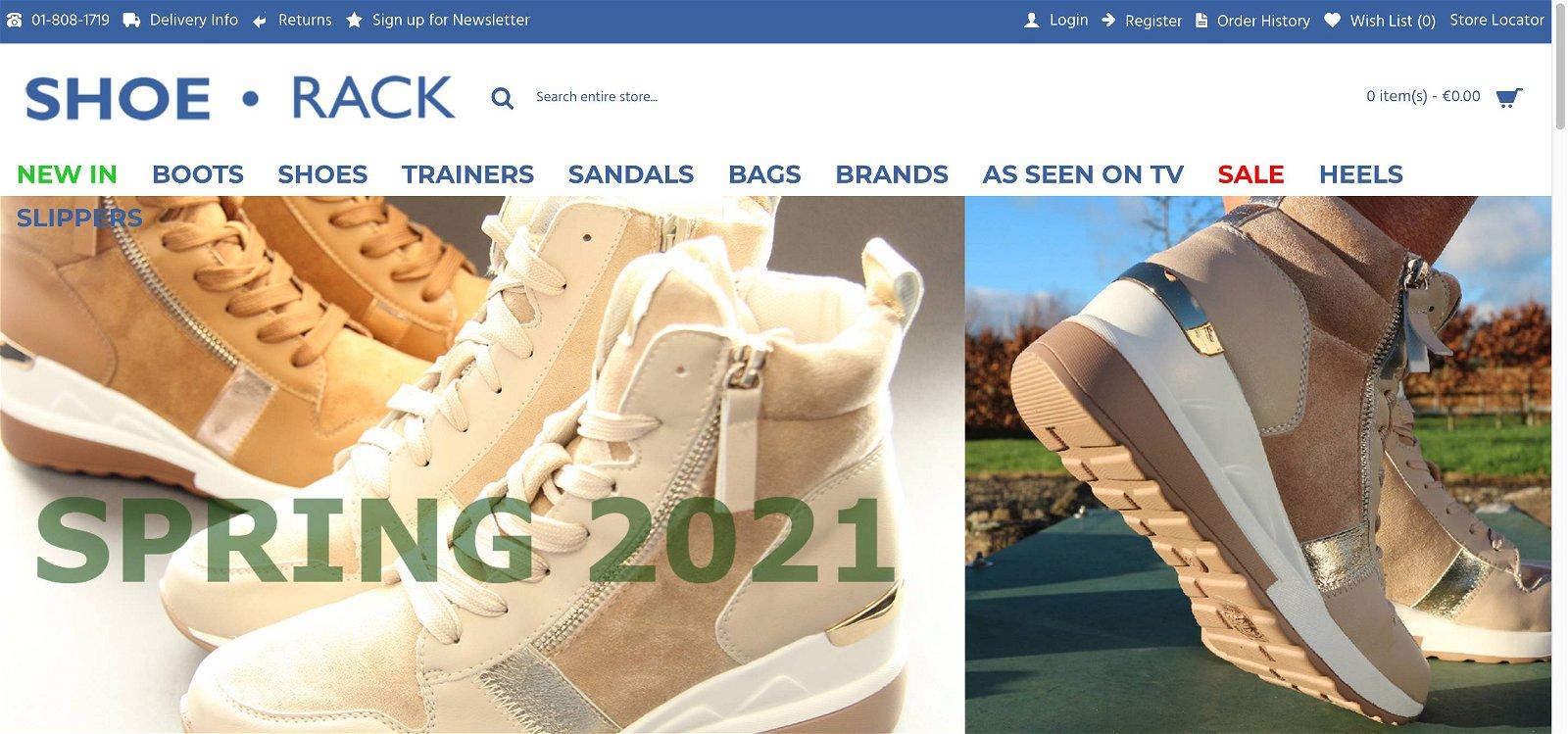 Shoerack.ie 1