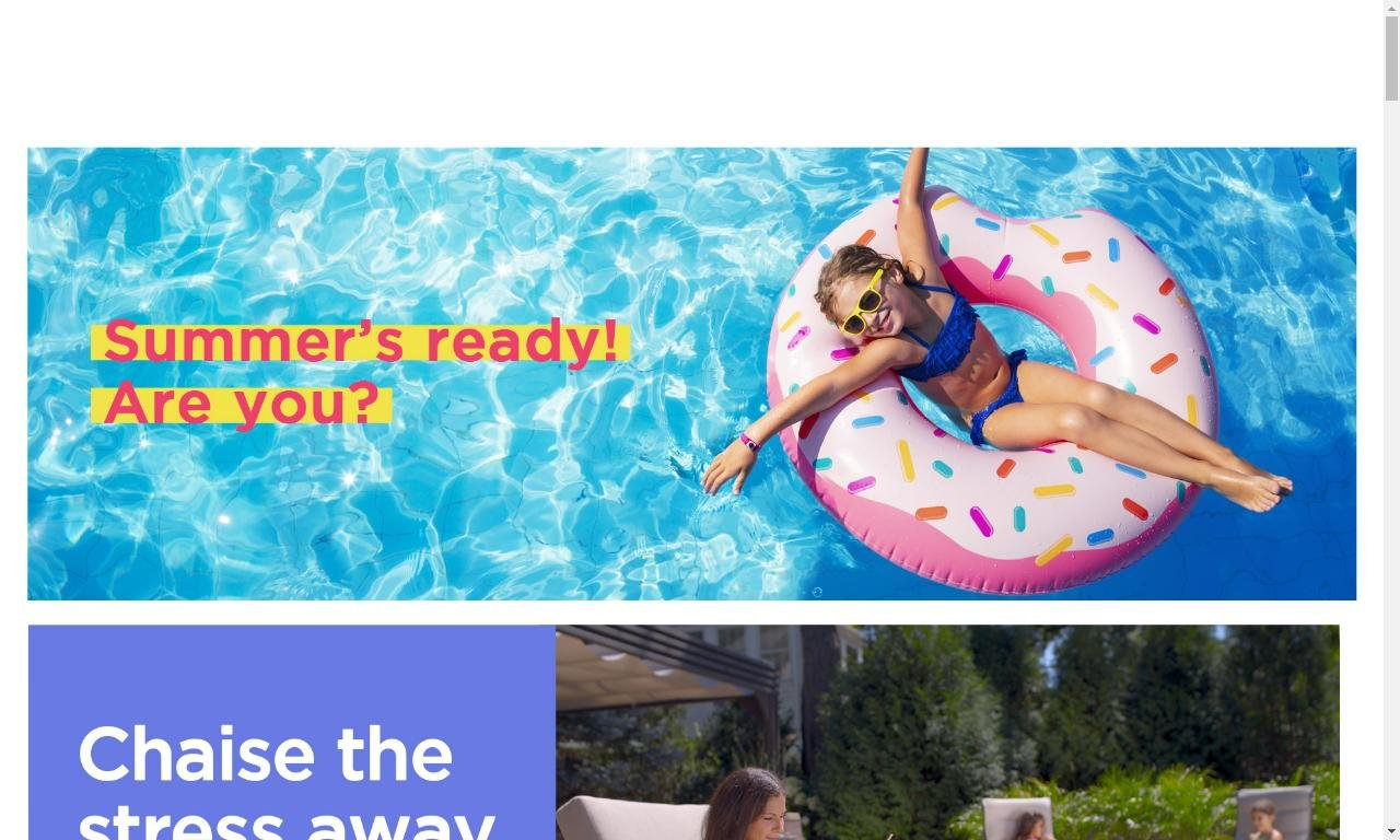 Shop the great escape.com 1