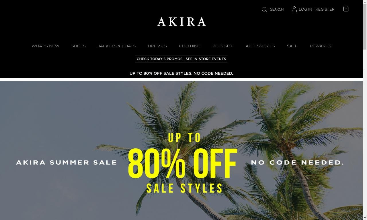 Shopakira.com 1