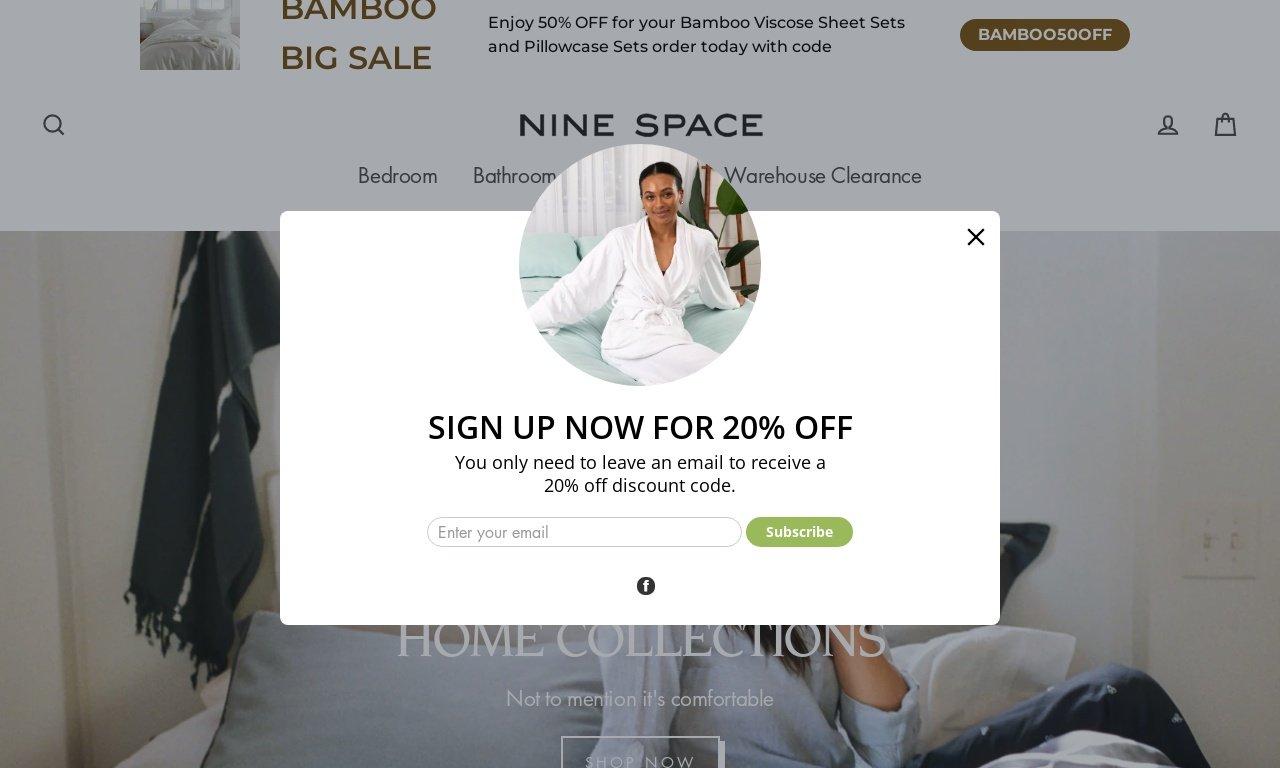 Shopninespace.com 1