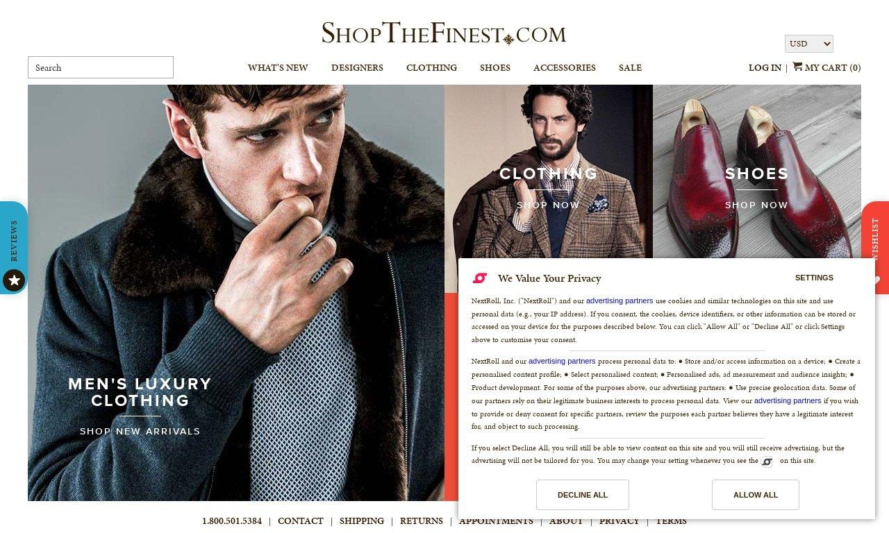 ShopTheFinest.com 1