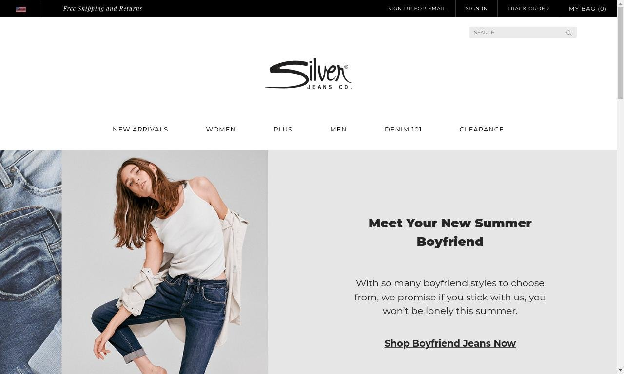 Silverjeans.com 1