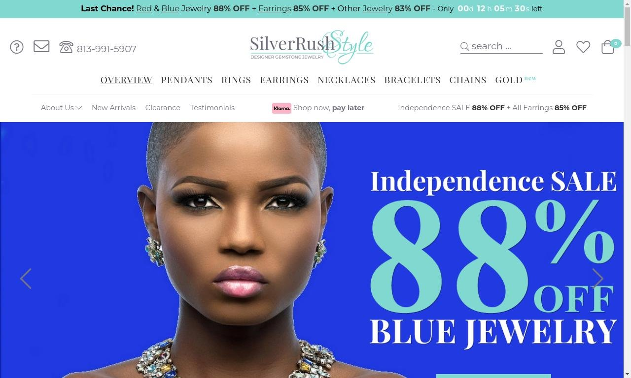 SilverRushStyle.com 1