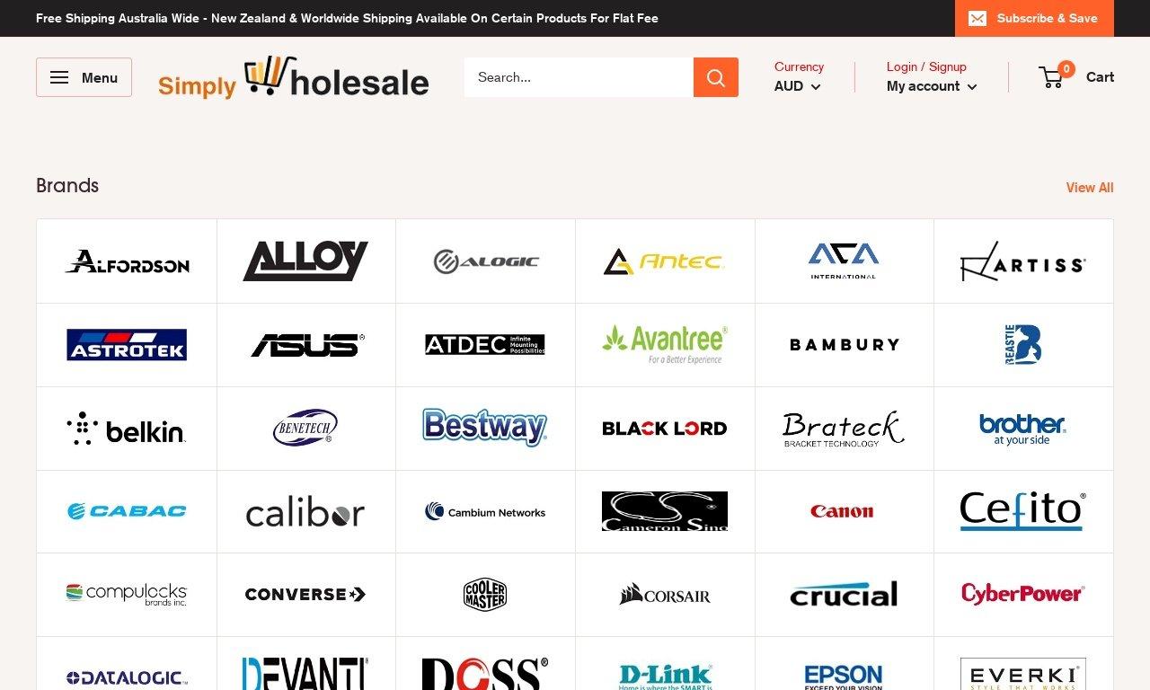 Simplywholesale.com.au 1
