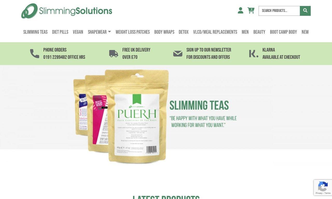 SlimmingSolutions.com 1