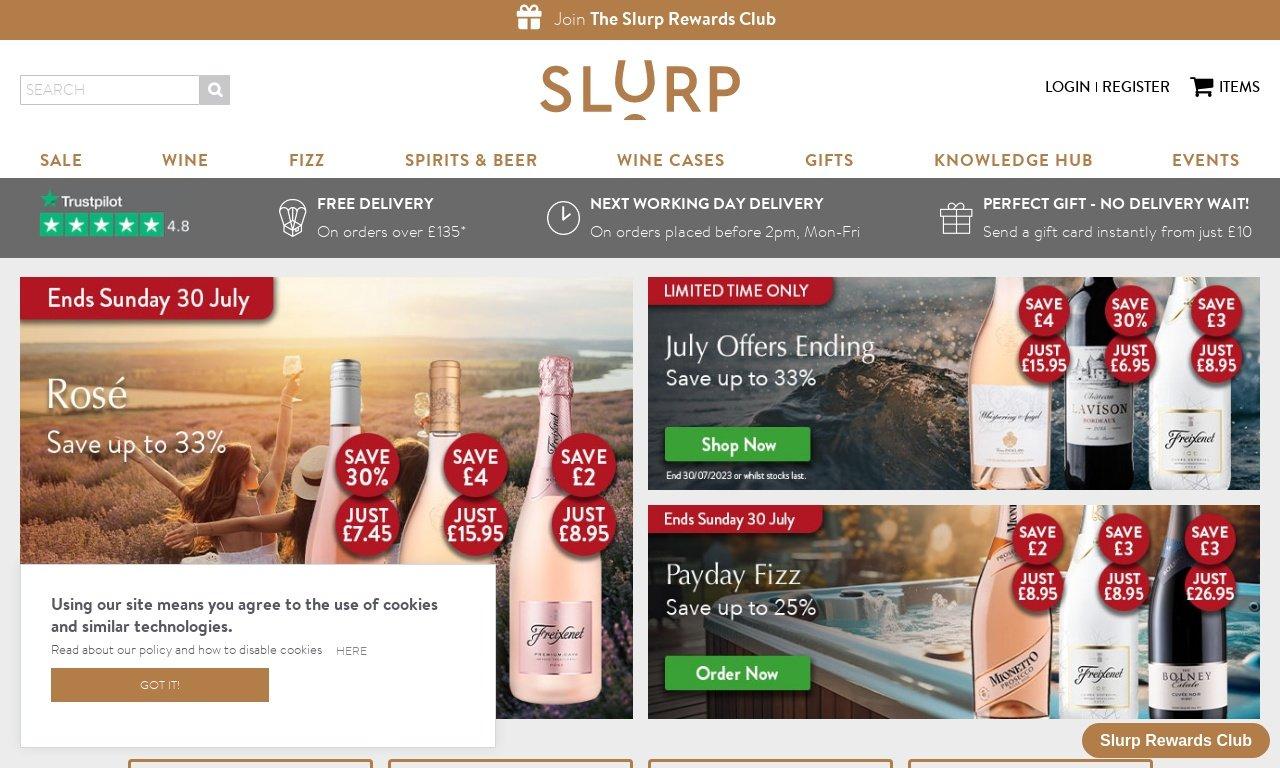 Slurp.co.uk 1