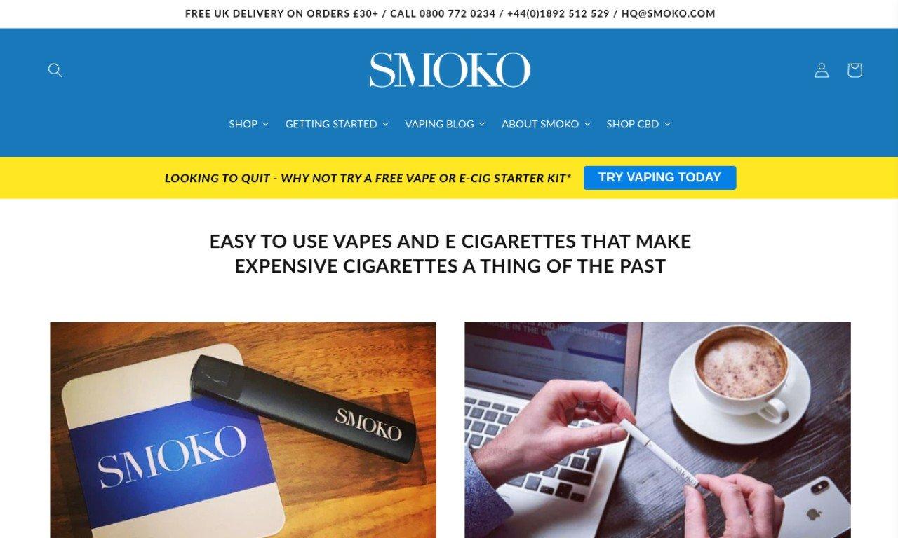 Smoko.com 1