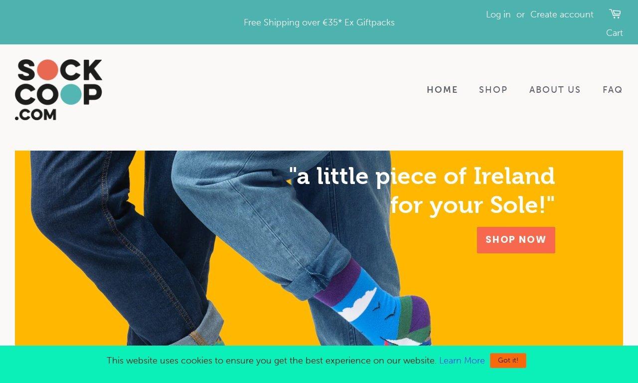 Sockcoop.com 1