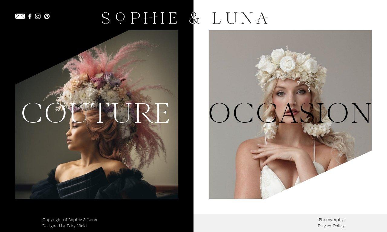 Sophieandluna.com 1
