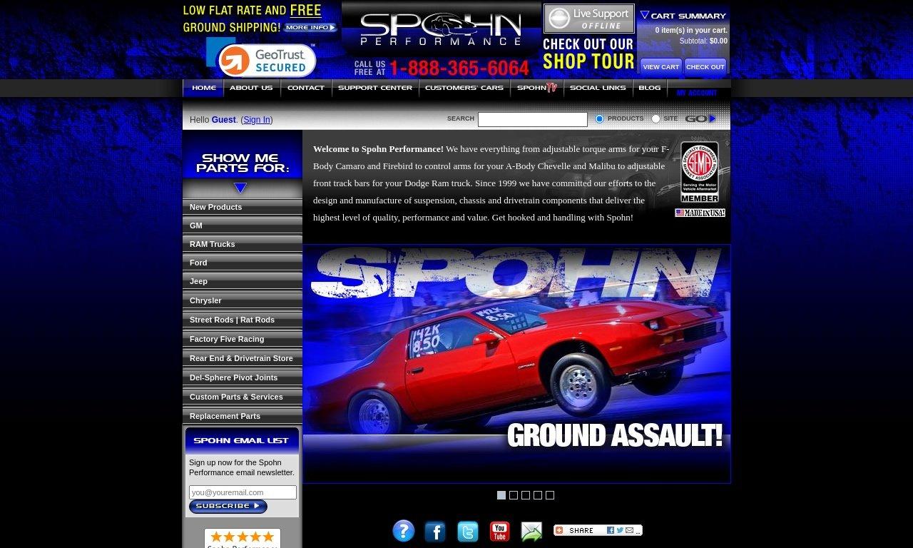 Spohn.net 1