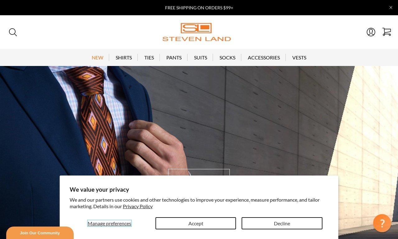 Stevenland.com 1