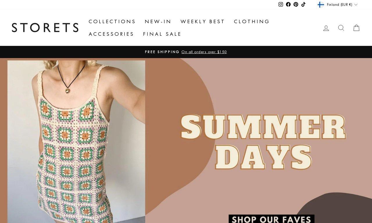 Storets.com 1