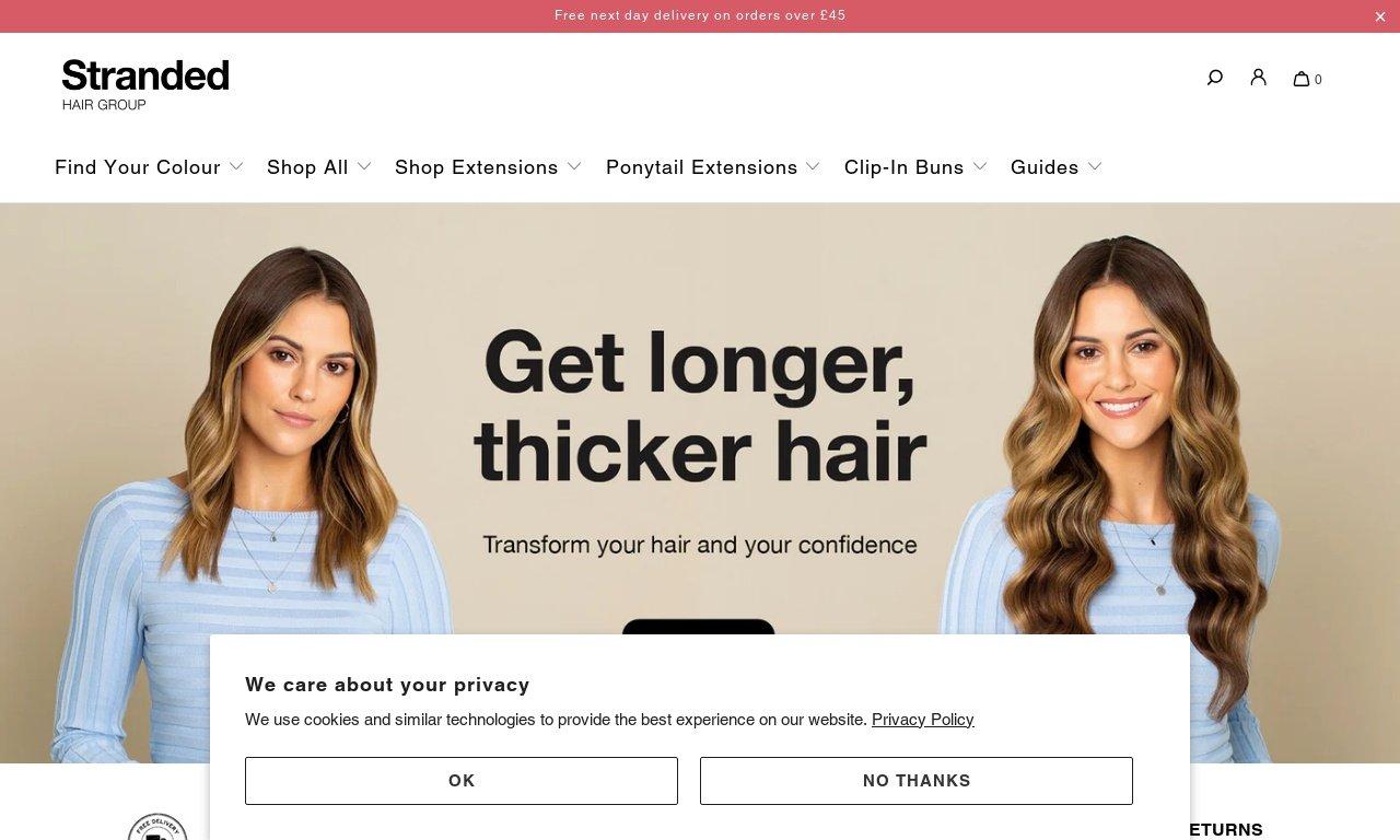 Strandedhairgroup.com 1