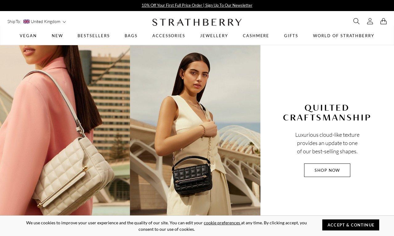 Strathberry.com 1