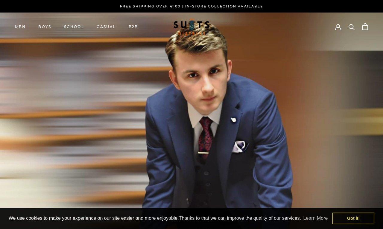 Suitsdistrict.com 1