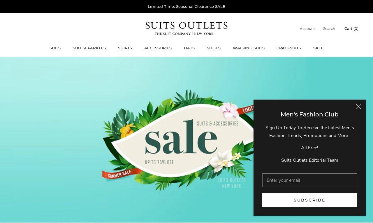Suitsoutlets.com 1