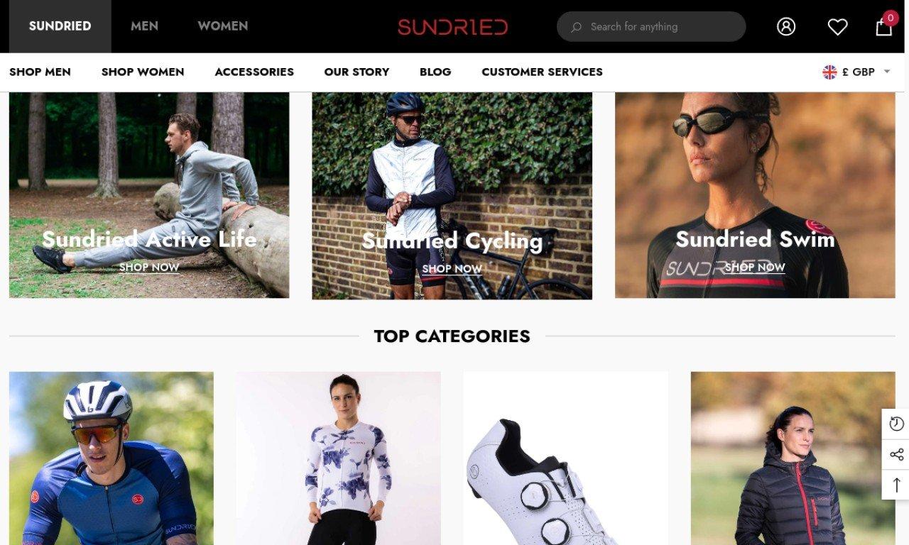 Sundried.com 1