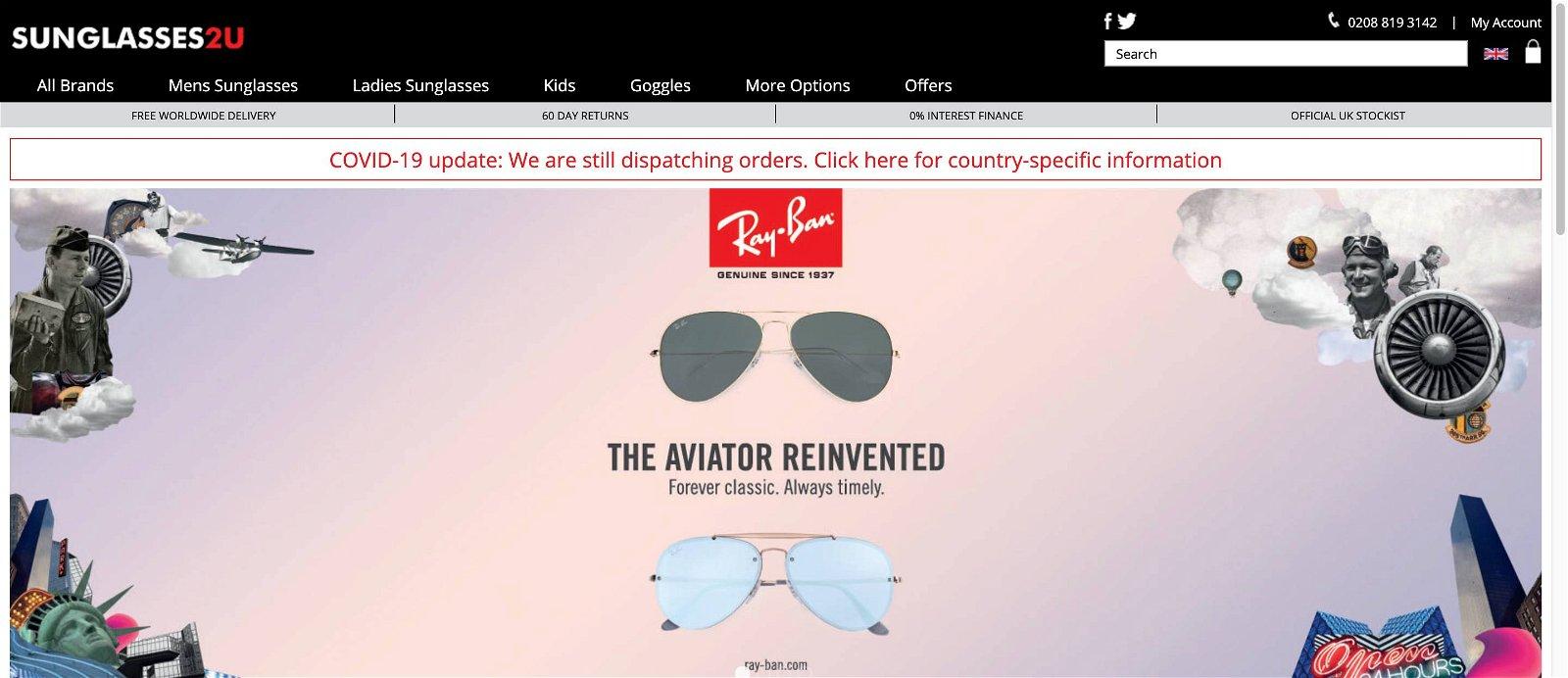 Sunglasses2u.com 1