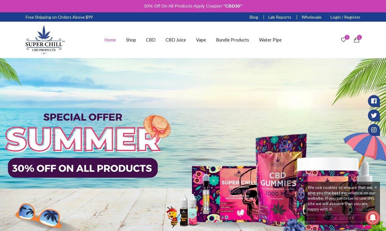 Super chill products.com 1