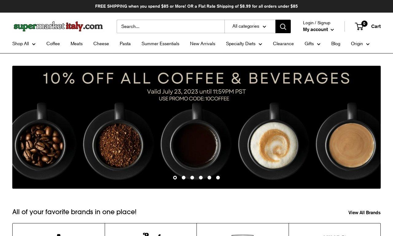 Supermarket italy.com 1