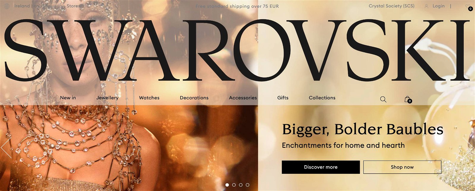 Swarovski.com 1