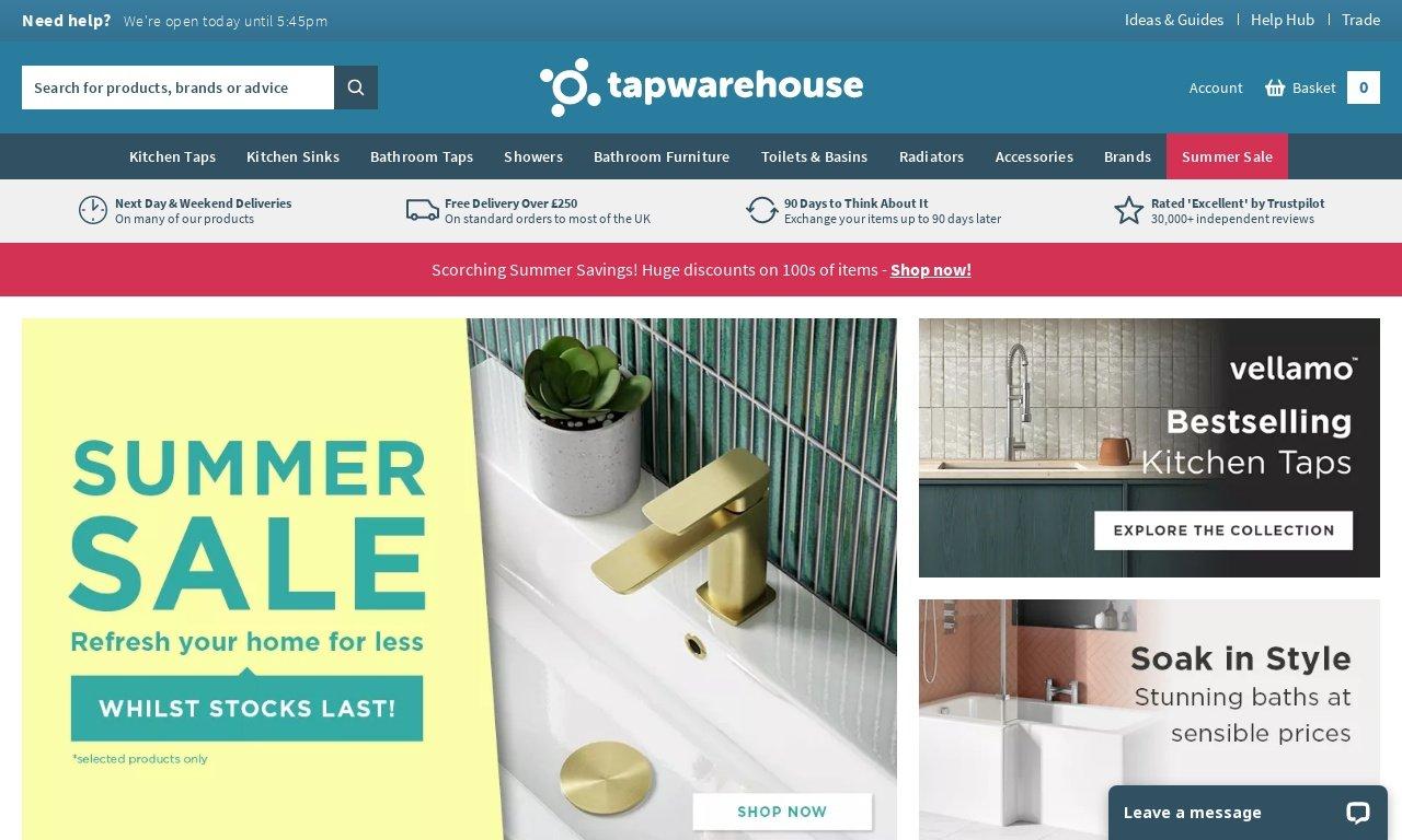 TapWarehouse.com 1