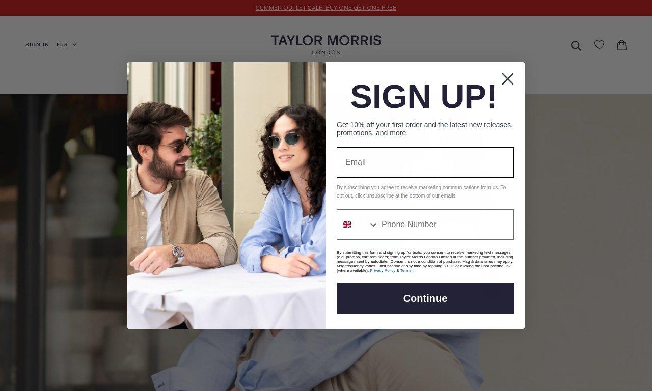 Taylor morris eyewear.com 1
