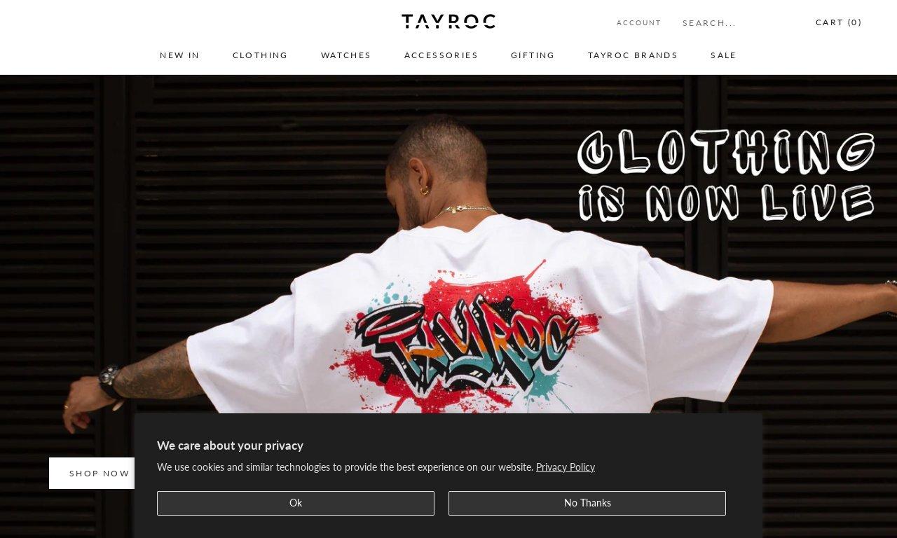 TayRoc.com 1