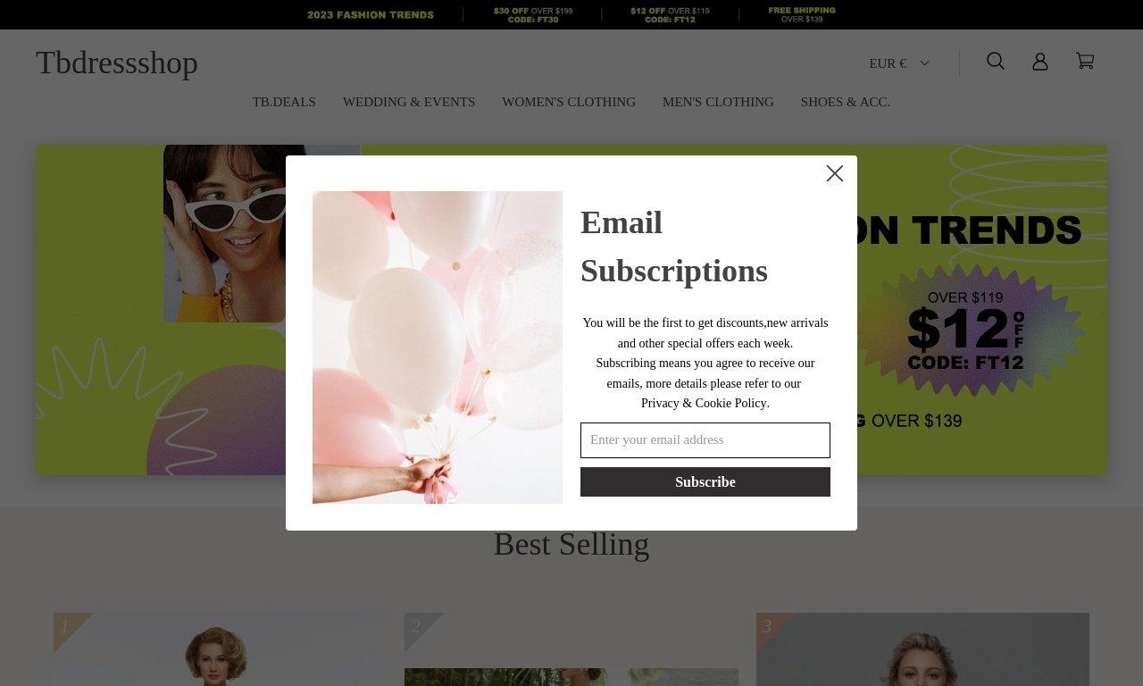 Tbdress.com 1