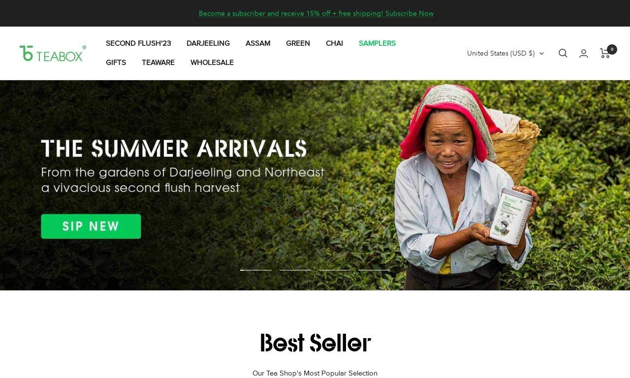 TeaBox.com 1