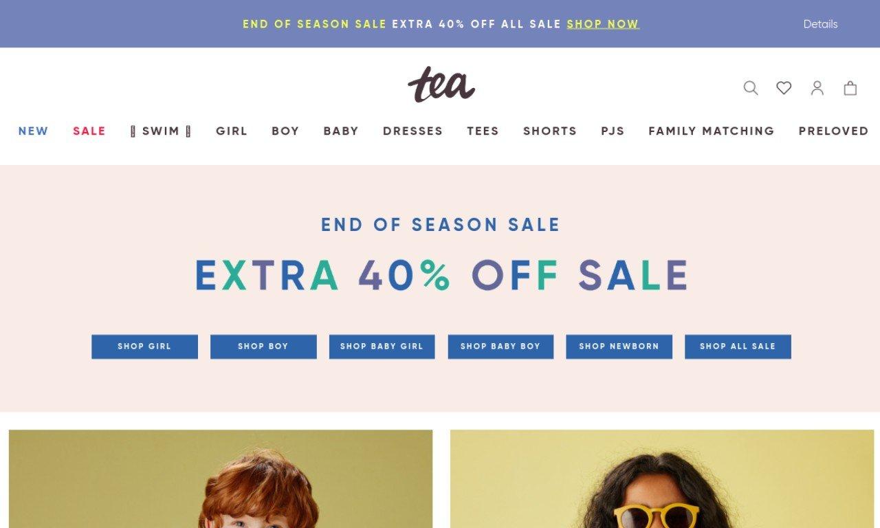 Tea collection.com 1