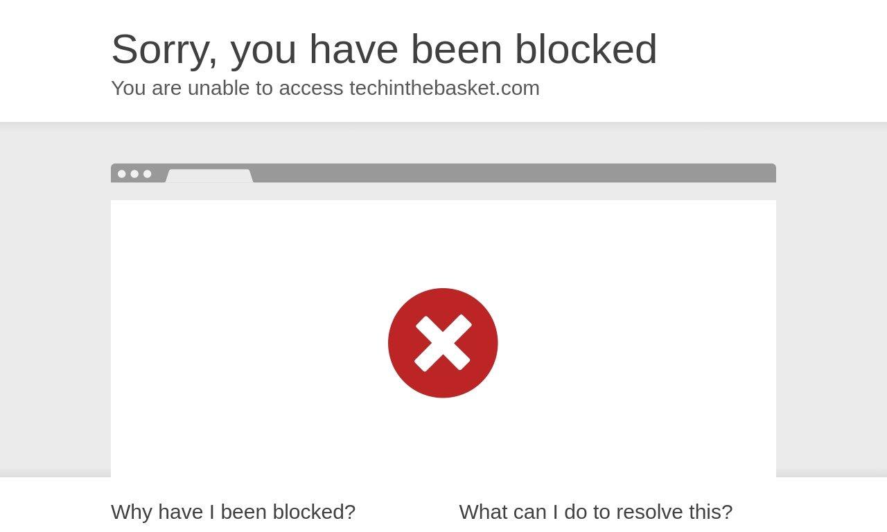 Techinthebasket.com 1
